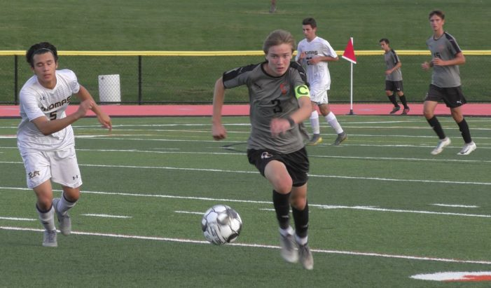Millard lifts Churchville-Chili with second-half goal