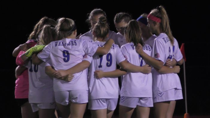 Lawson's goal keeps No. 5 Schroeder undefeated