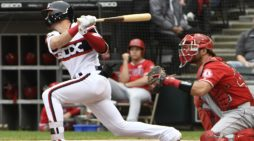 Mendick connects for first Major League home run