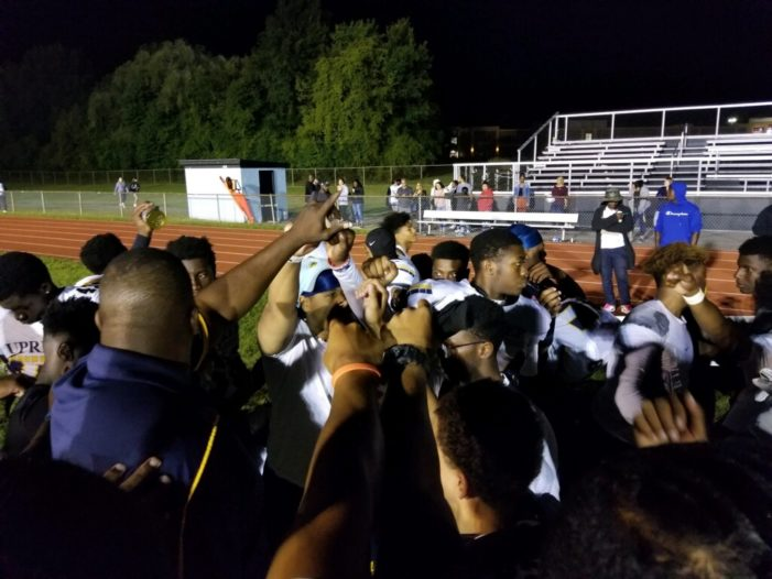 UPrep rolls over Midlakes to remain undefeated