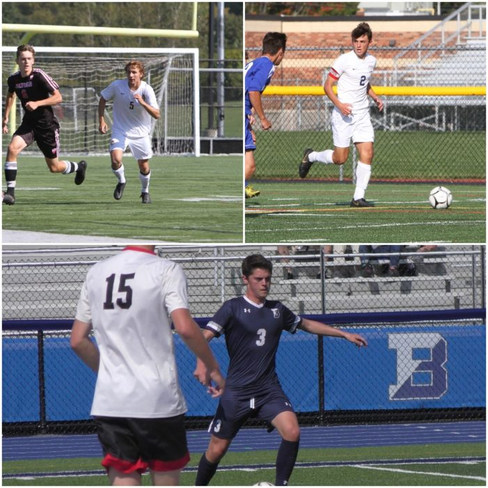 Saturday Soccer Wrap: Gentile nets four to lead Wayne; Bath-Haverling stays undefeated