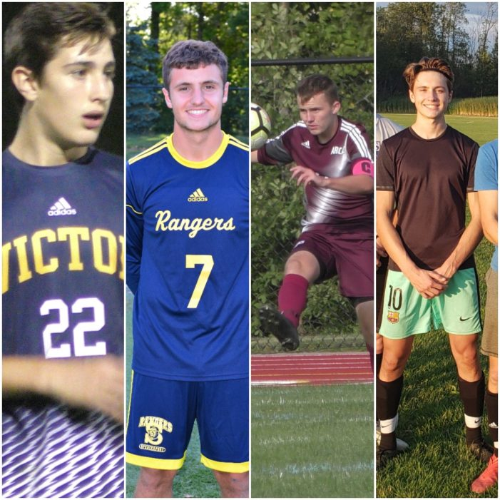 Gefell, Gravino, LaValley and Ranieri named Monroe County POTWs