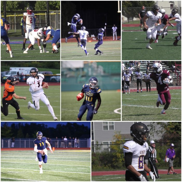Section V Football Week 4 Look Ahead: Canandaigua tries to hand Spencerport first loss; former class C semifinalists clash