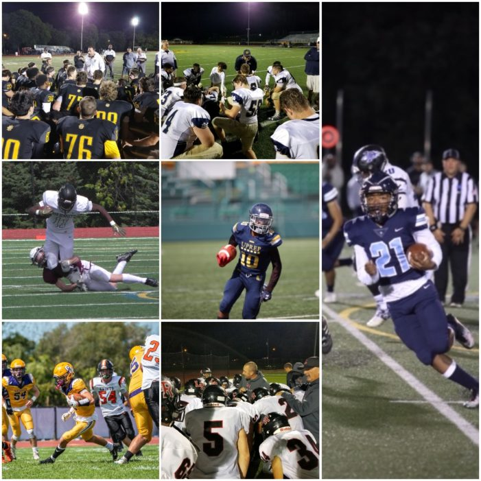 Weekend Football Wrap: Dear leads Schroeder; Hurell guides Olympia/Odyssey to second win
