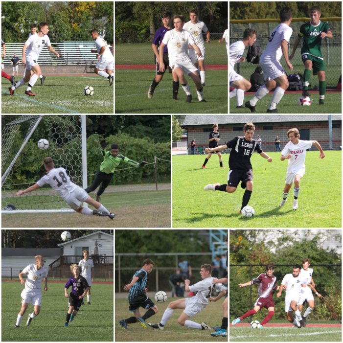 Weekend Soccer Wrap: Addison, East Rochester, Keshequa, Scio and Sutherland remain unbeaten