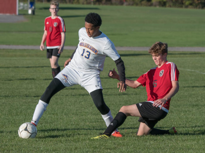 Thursday Wrap: Tbakhi's OT tally leads HAC; Addison remains undefeated