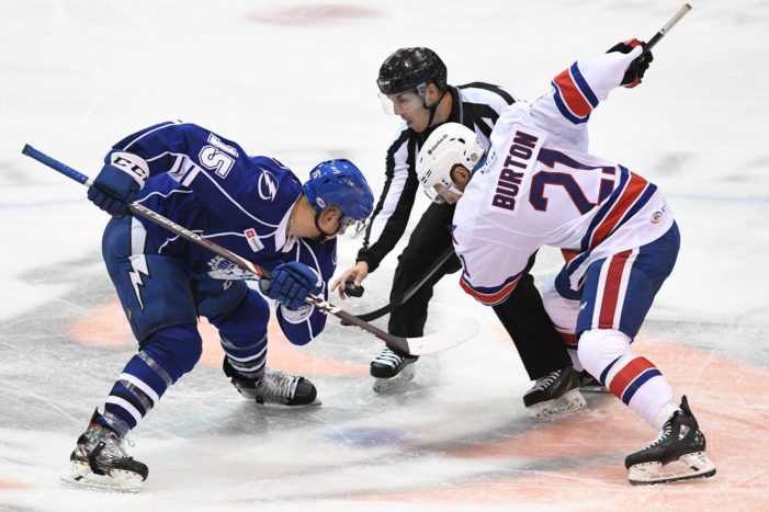 Minor rule changes for AHL (and NHL)