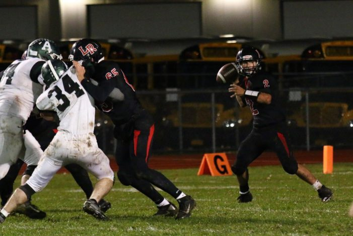 Friday Sectional Football Wrap: Gross runs Attica into the semi-finals; Brock scores five times in East win