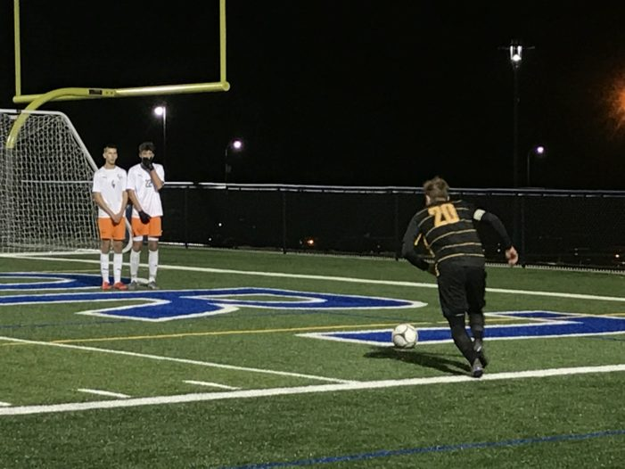 Belhseine leads Greece Athena to Class A1 finals with fourth hat trick in five games