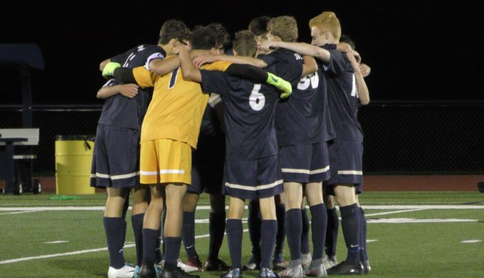 Sutherland downs Arcadia, clinches divisional title