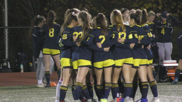 Spencerport girls continue to stay in the moment