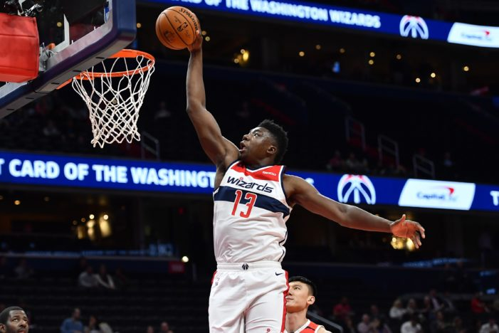 Thomas Bryant opens 3rd NBA season with double-double