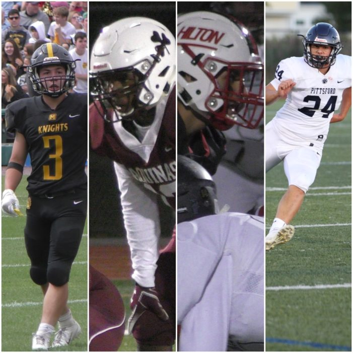 Section V Football Semifinal Preview: Class AA