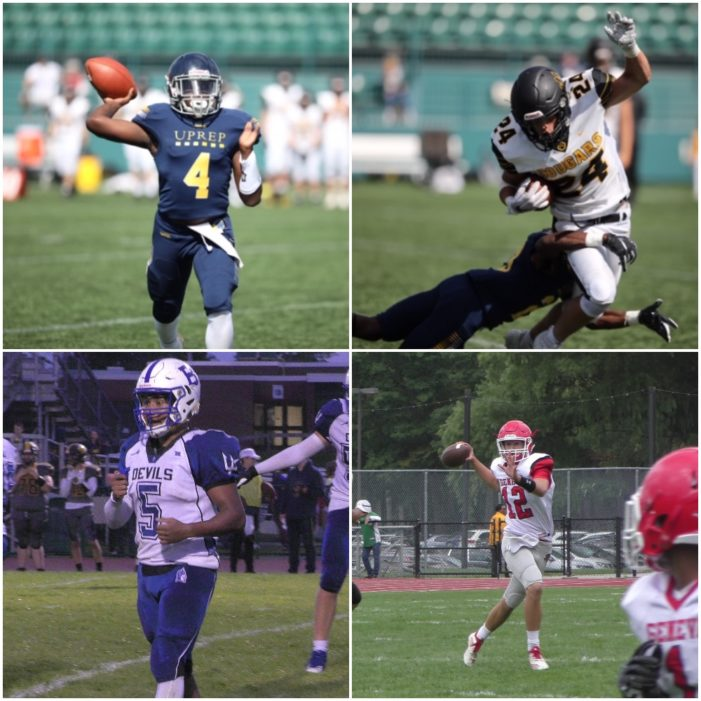 Section V Football Playoff Preview: Class B