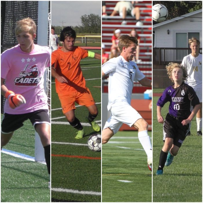 Cavuoto, Cozzo, Michelsen and VanBenthuysen named Monroe County Players of the Week