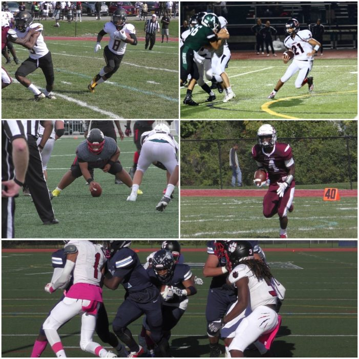 Section V Football Week 6 Look Ahead: LeRoy, Letsaw meet in undefeated clash; East, Wilson renew rivalry