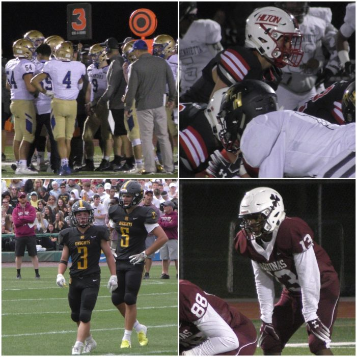 Section V Football Playoff Preview: Class AA