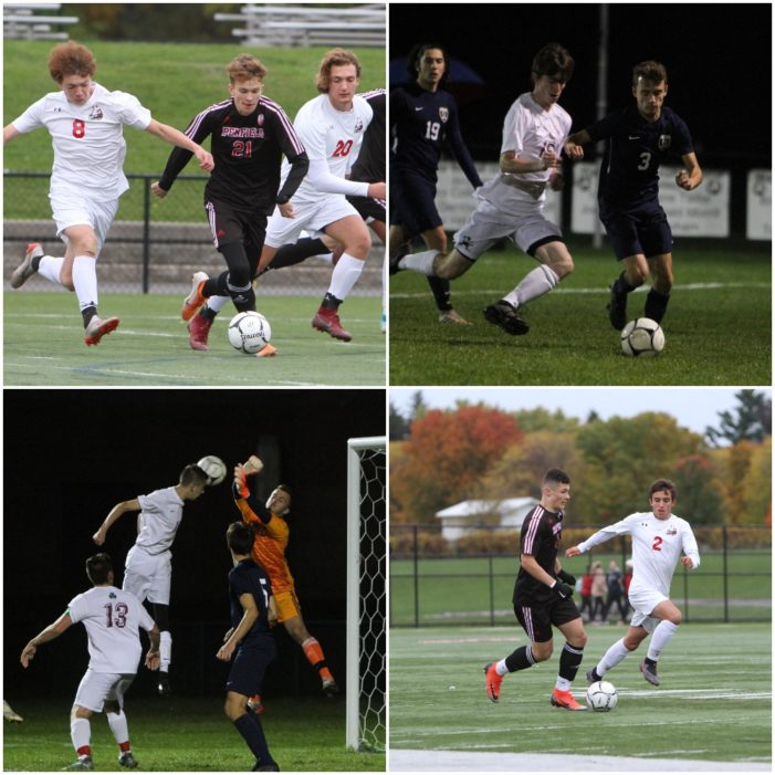 Friday Soccer Wrap: No. 1 seeds advance; Belfast upends Houghton