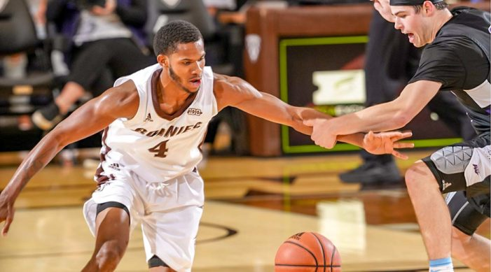 Johnson expected to make immediate contribution with Bonnies