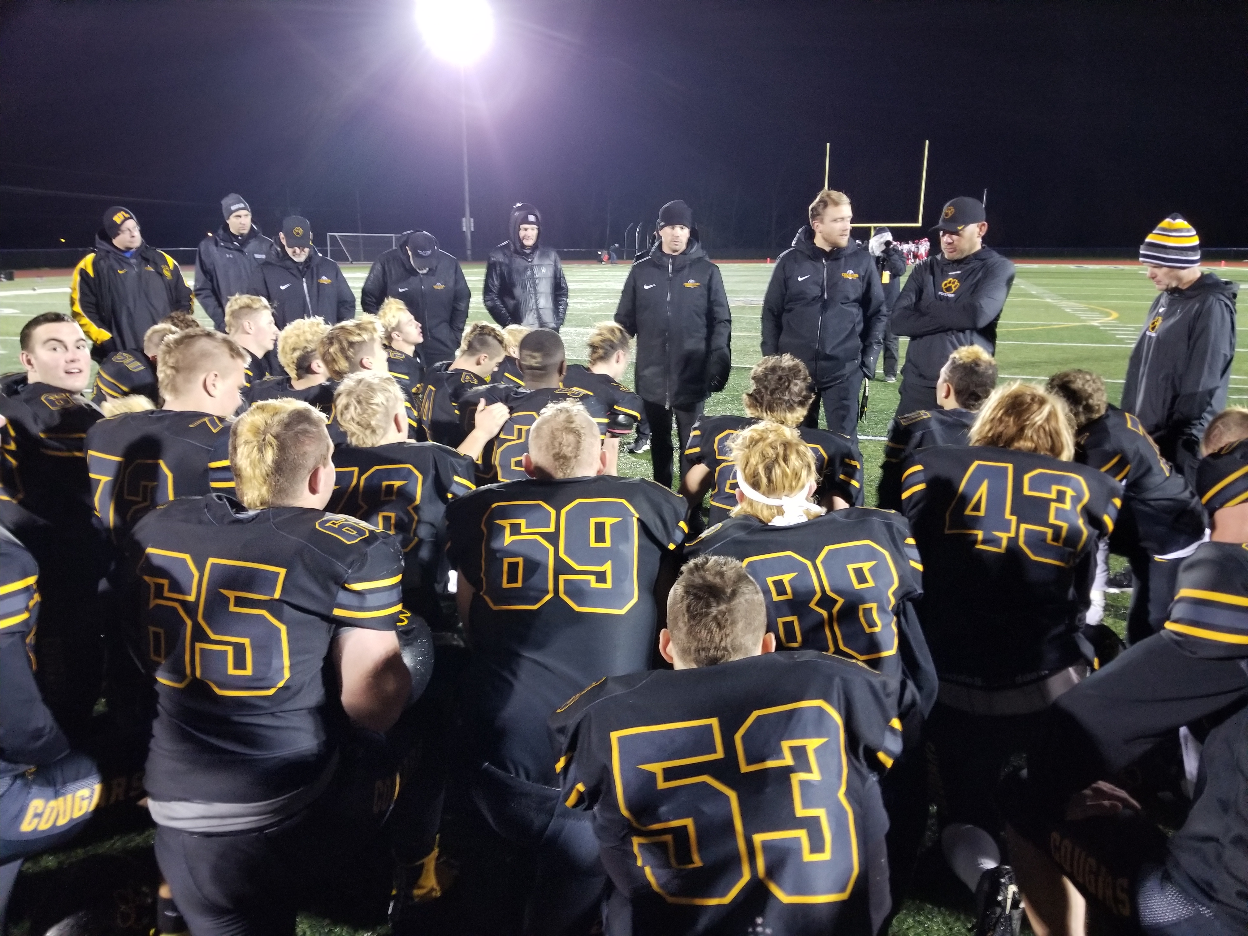 A Long Time Coming: HF-L holds off Pal-Mac to reach first ever sectional final