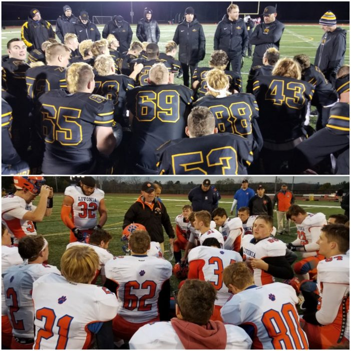 Honeoye Falls-Lima and Livonia to decide Class B title
