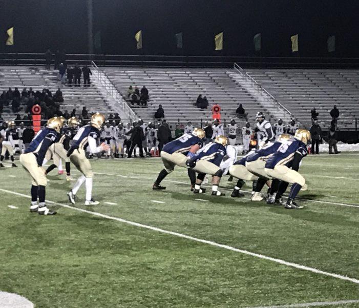 Notre Dame Batavia's perfect season ends in Far West Regional