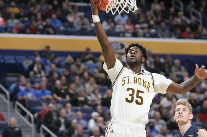 Bonnies backslide in loss to Canisius