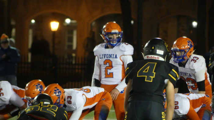 Livonia runs over Waterloo en route to Class C Final