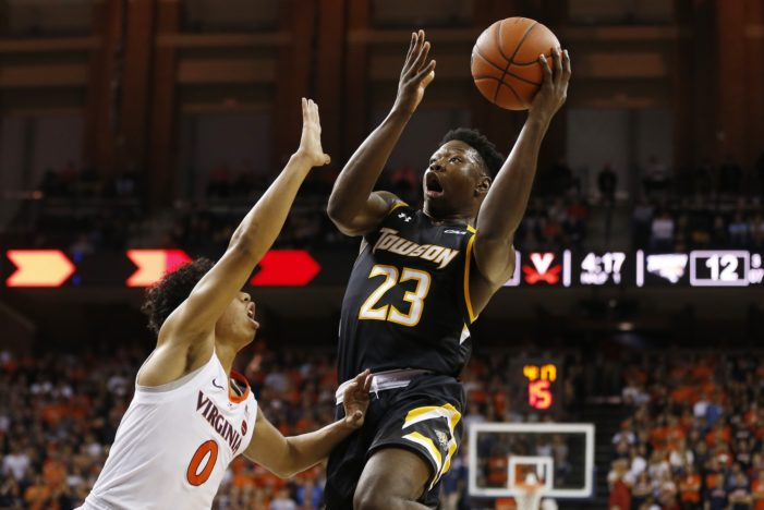 Brian Fobbs nearly leads Towson to upset at No. 15 Florida
