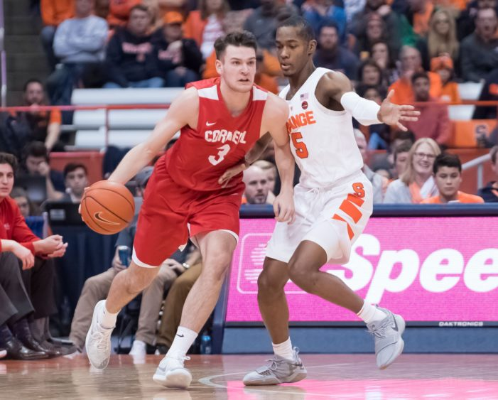 Syracuse vs. Cornell: Previewing the Big Red