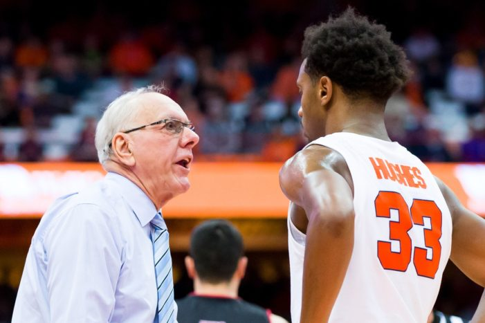 Top 5 storylines to watch for Syracuse basketball in 2019-20