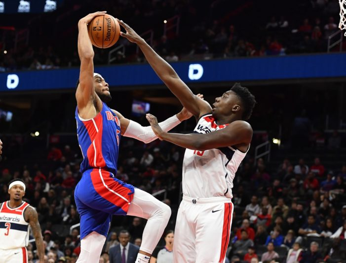Twist and Shout: Thomas Bryant leads Wizards to bounceback win