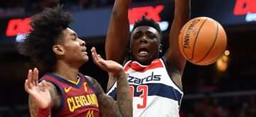 Thomas Bryant shines on national TV for Wizards with season-high 23 points