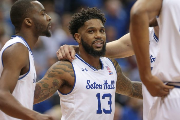 Seton Hall's Powell named National Player of the Week