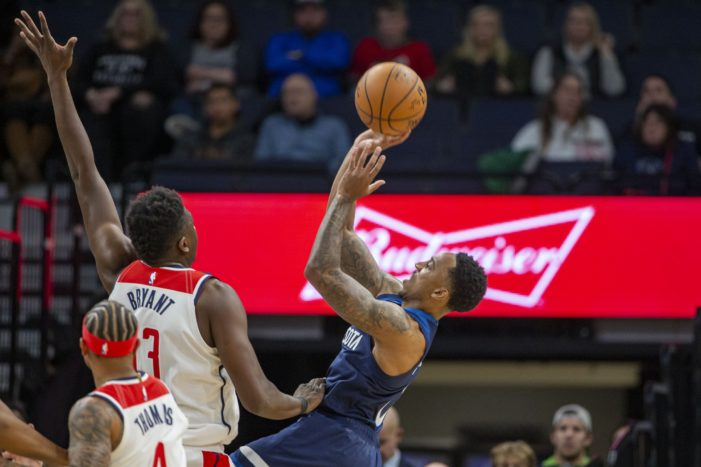 Thomas Bryant gets 'makeup game,' Wizards avenge earlier blowout