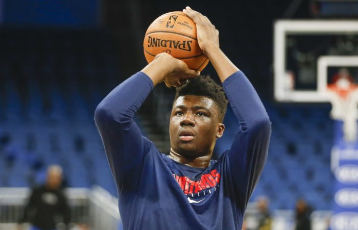 Thomas Bryant returns from injury for Wizards, scores 8 points in loss