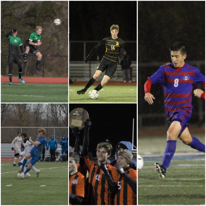 Boys' Soccer: State Semifinals Preview