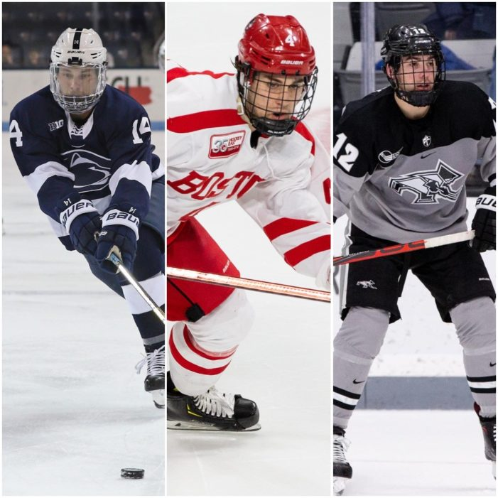 Dugan, Farrance, and Sucese named AHCA All-Americans