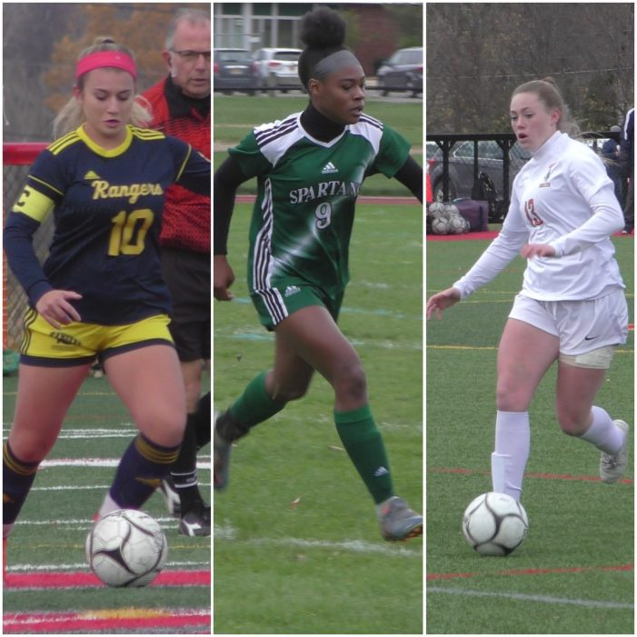 Girls' soccer: State semifinals set for weekend