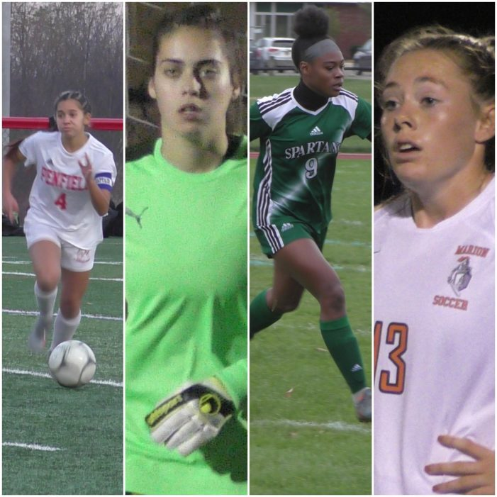 Girls soccer: Regional matchups set for this weekend