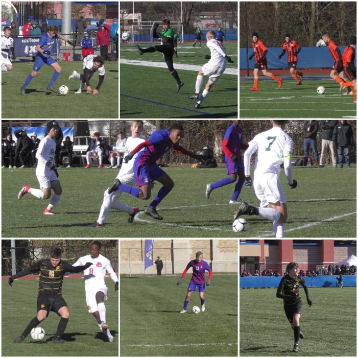 Boys' Soccer Wrap: Athena and Fairport clinch spots in state finals