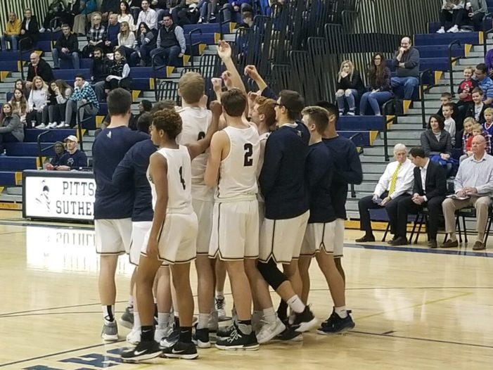 Pittsford Sutherland holds off late Brockport rally