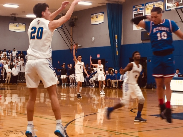 Irondequoit wins convincingly in opener against Monroe