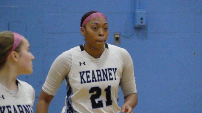 Wilson paces Kearney girls to overtime win