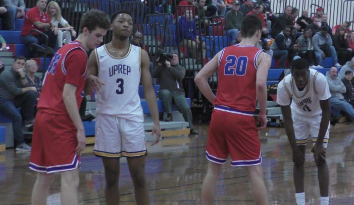 UPrep rallies to down Fairport
