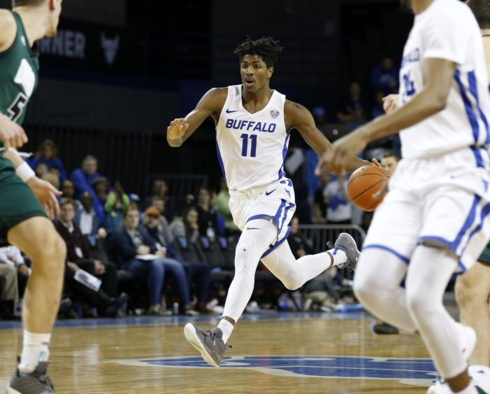 UPrep's Williams nets career-high, notches first collegiate double-double in UB win