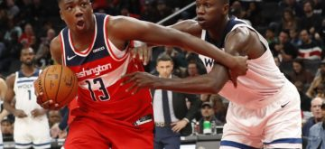 Thomas Bryant has stress reaction in right foot; to be re-evaluated in 3 weeks