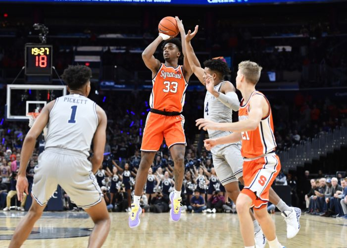 Georgetown 89, Syracuse 79: Takeaways from the Hoyas' win over the Orange