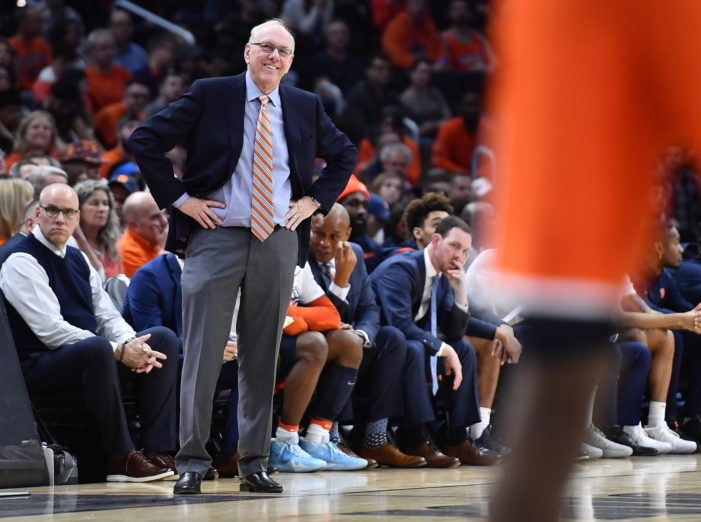 10 numbers to know after Syracuse's 5-5 start to the season