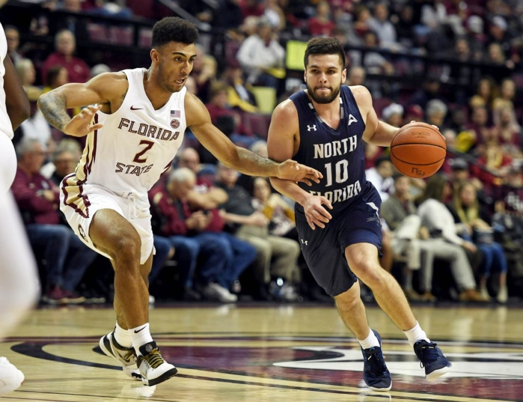 Syracuse Vs North Florida Previewing The Ospreys Pickin